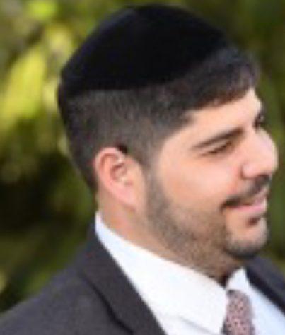 ישראל אוחנונה - מחנך, מורה ללשון ורכז חברתי